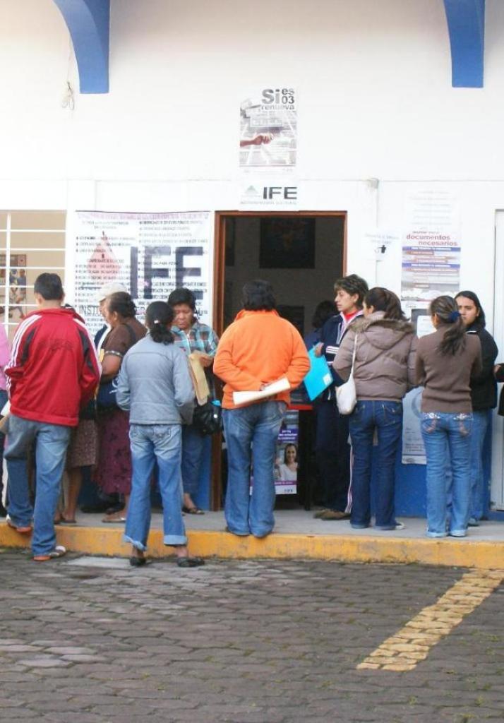 Llego Modulo Del Ife A Tlapacoyan Noti Info Veracruz